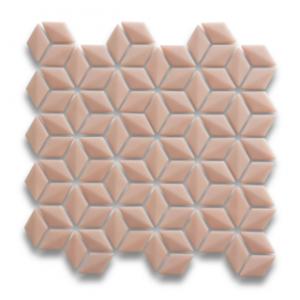 VM 980 Rhombus Pink Mosaic
